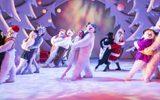 Birmingham Repertory Theatre performing in The Snowman