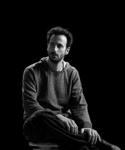 Hofesh Shechter photographed by Jake Walters